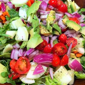 ASW Green Salad