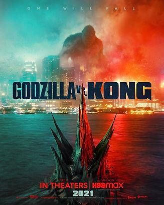 Godzilla vs. Kong - 2021