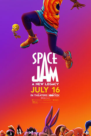 Space Jam: A New Legacy - 2021