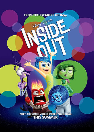 Inside Out - 2015