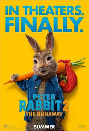 Peter Rabbit 2: The Runaway - 2021