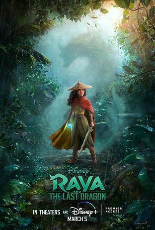 Raya and the Last Dragon - 2021