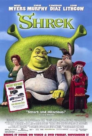 Shrek - 2001