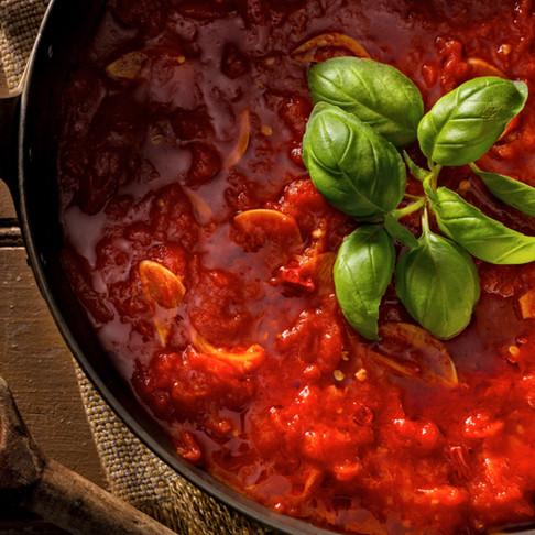Perfect Marinara Sauce