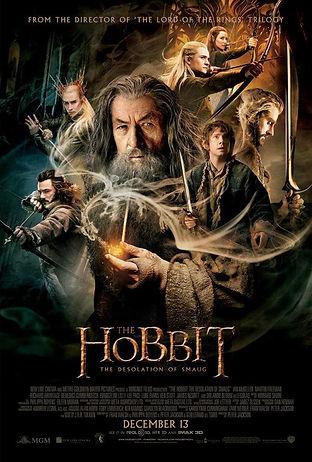 The Hobbit: The Desolation of Smaug - 2013