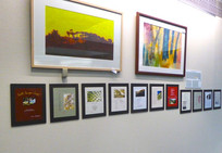 Arts for Earth Watercolor Exhibit at the Ventura County Government Center
