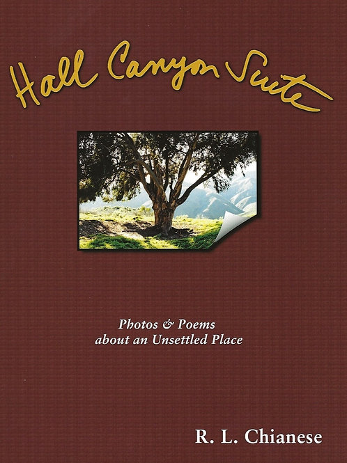 Hall Canyon Suite: Photos & Poems