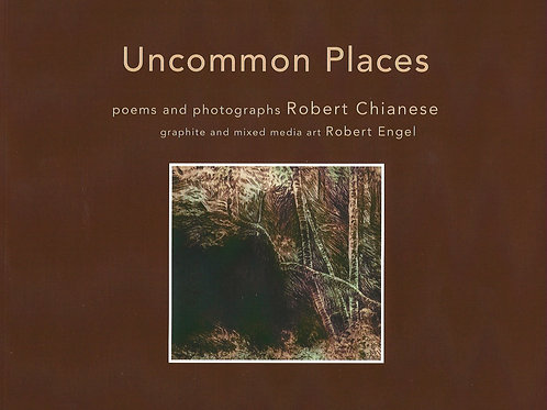 Uncommon Places: poems and photos with art by Robert Engel