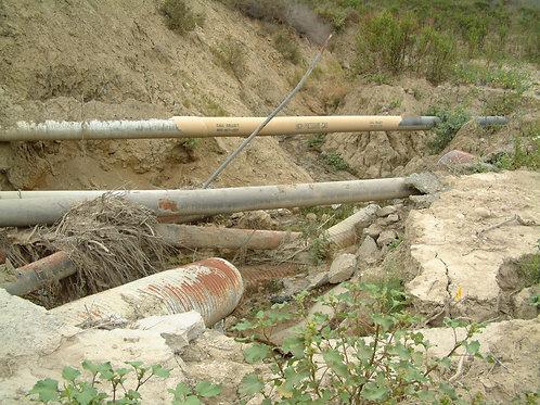 Gas Pipe Scramble