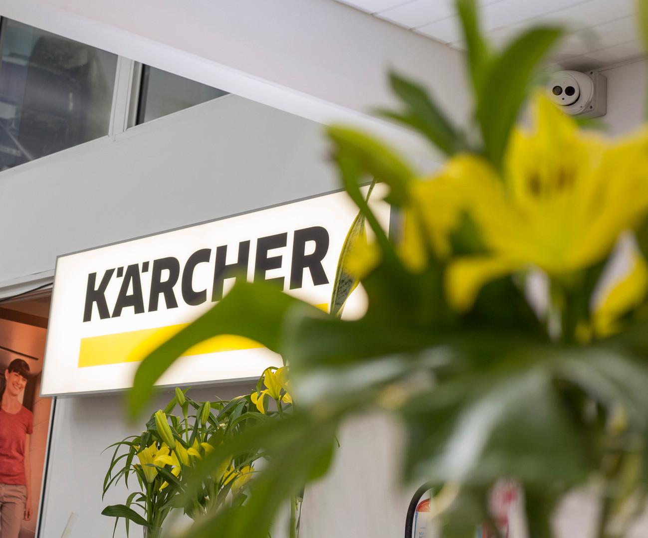 Inauguracion Karcher