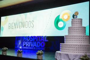 60 años Hospital Privado