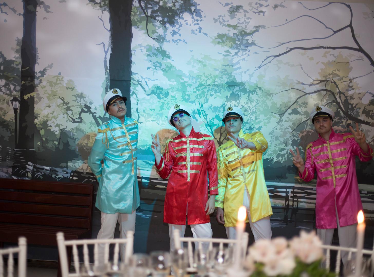 Artistas - The Beatles