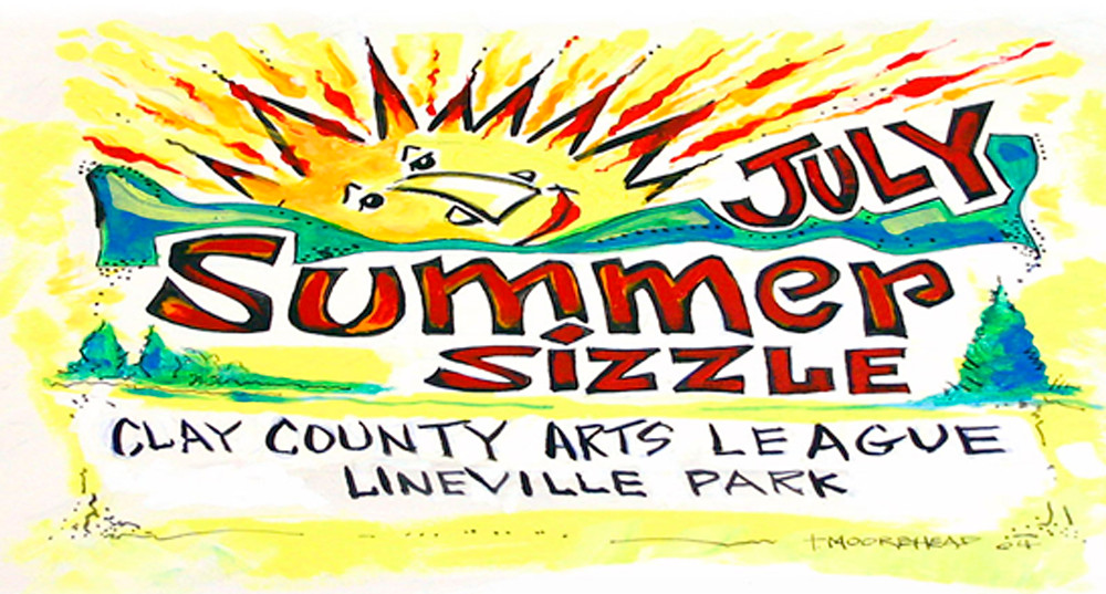 Summer Sizzle at Lineville's City Park