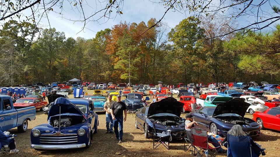 Car Show 1st weekend of November
