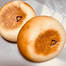 白神こだま酵母のあんパン