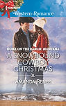 A Snowbound Cowboy Christmas