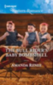 Bull Rider's Baby Bombshell by Amanda Renee