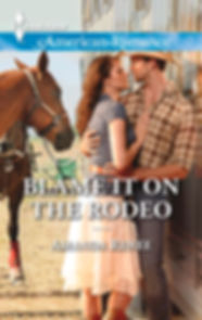 Blame it on the Rodeo by Amanda Renee