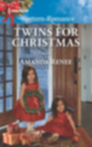 Twins for Christmas by Amanda Renee