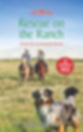 RESCUE ON THE RANCH HARLEQUIN PETS COLLECTION WRANGLING CUPID'S COWBOY SPECIAL REISSUE APRIL 2019