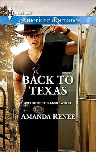 Back to Texas by Amanda Renee