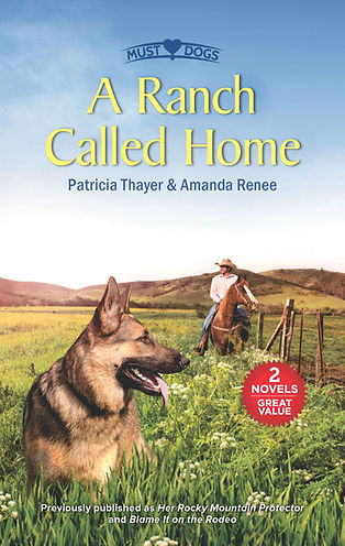 A Ranch Called Home by Amanda Renee & Patricia Thayer