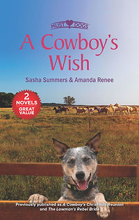 A Cowboy's Wish by Amanda Renee