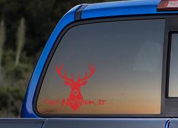 Deer Decal