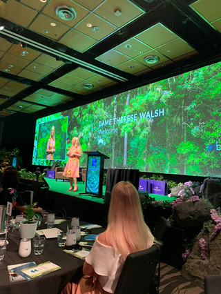 Dame Therese Walsh our fabulous MC