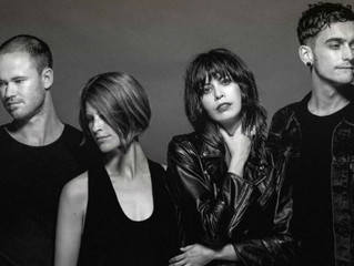 For your eyes: The Jezabels - Come Alive