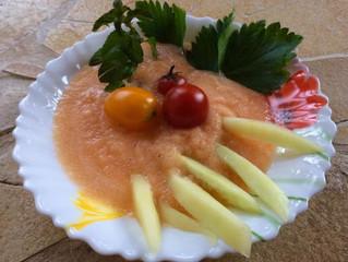 Encore des repas végétarien pour nos visiteurs!