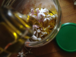 The natural cosmetics