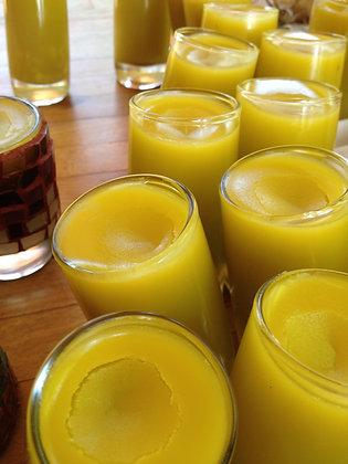 - BAUME POUR LES MAINS au citron bio de Menton -