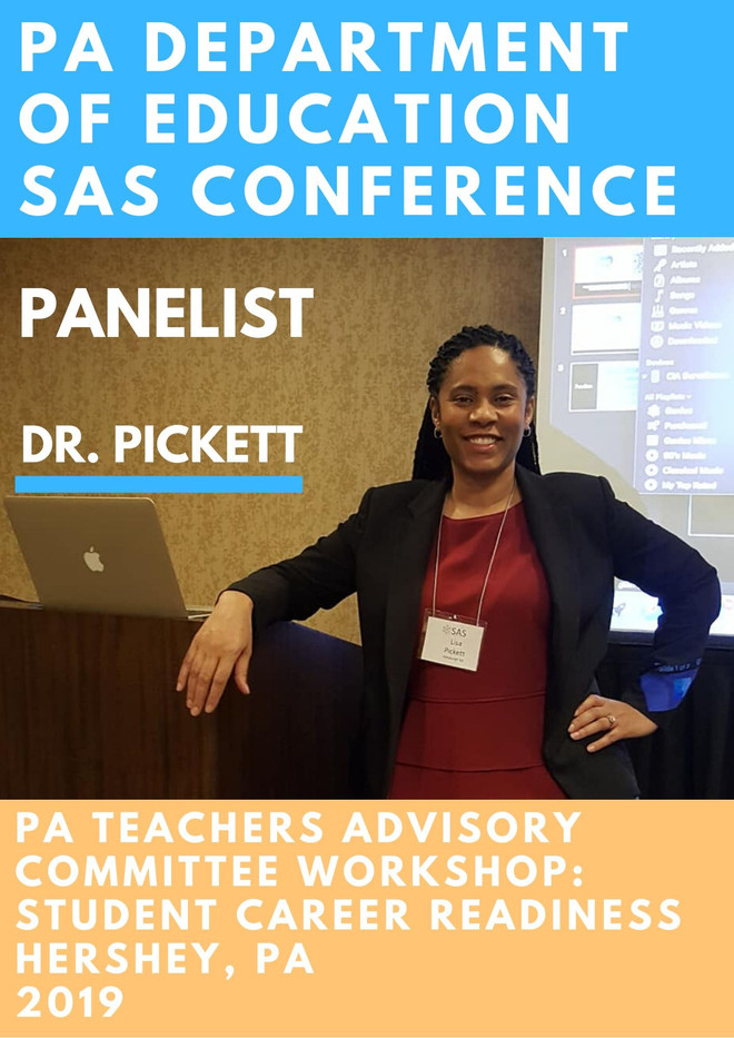 PA Department of Education SAS Conference