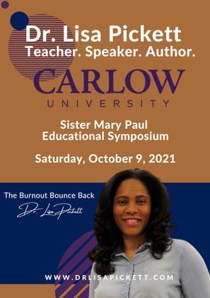Carlow University Symposium