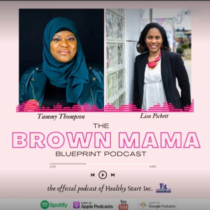 The Brown Mama Podcast