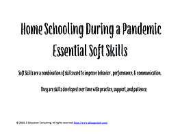 Home Schooling During a Pandemic_ Essent