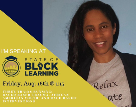 State of Black Learning Summit