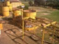 desmantelamiento desguace plantas industriales