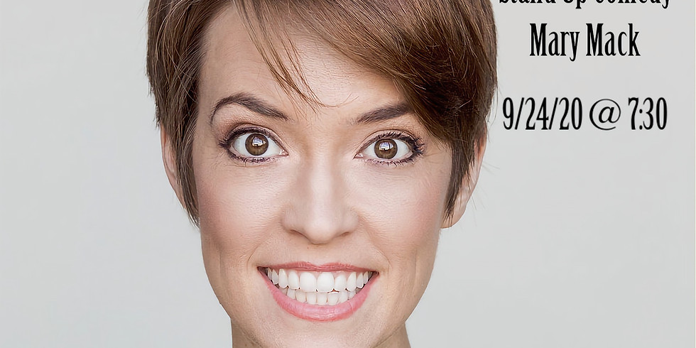 Stand Up Comedy: Mary Mack