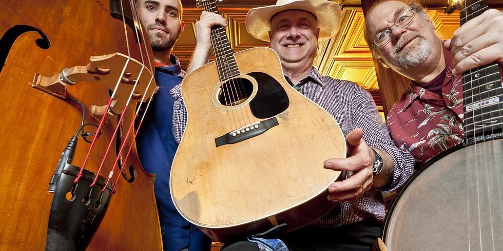 Blue Drifters Bluegrass Trio