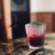 Blueberry Mojito Summer