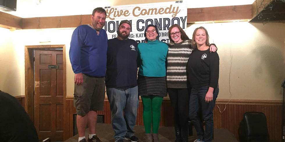 Stand Up Comedy: John Conroy
