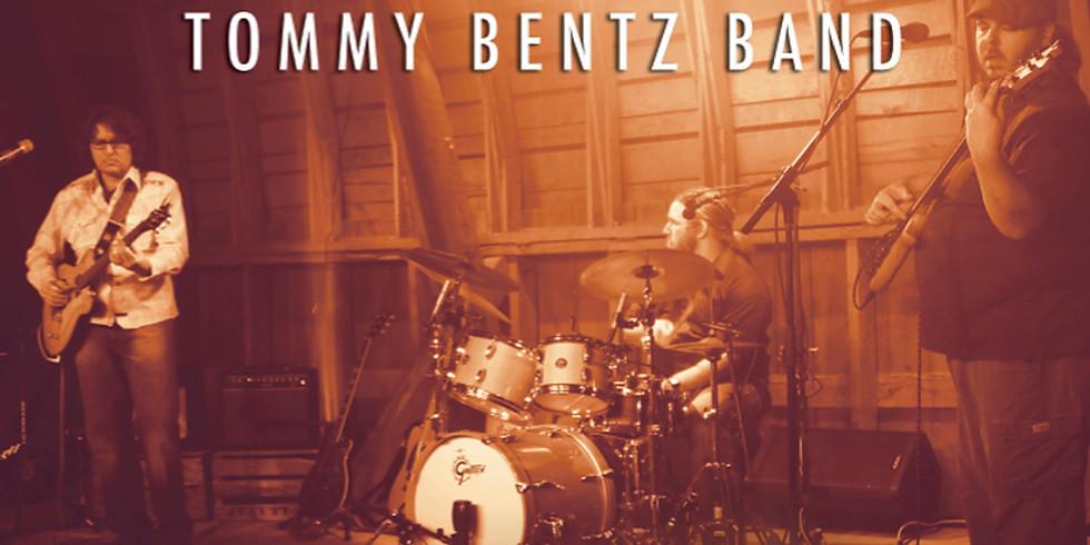 Tommy Bentz Band + JB Patio