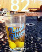 Cheers! Patio Weather