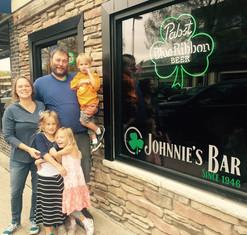 Johnnie's Bar Family