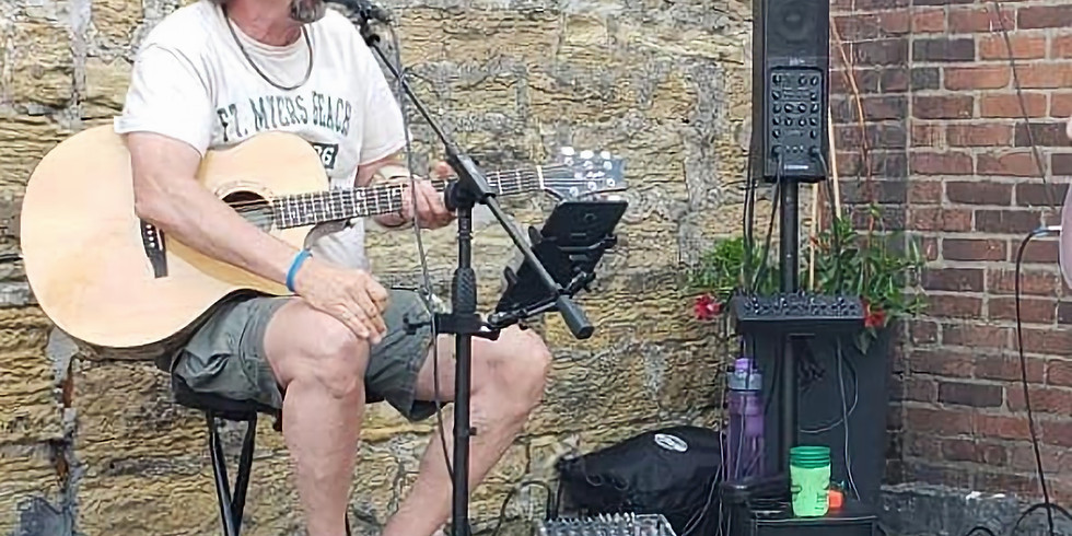 "Music: Terry ""TK"" Pechacek Acoustic"