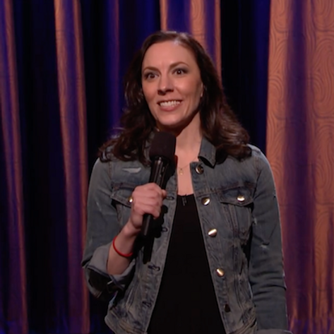 Stand Up Comedy: Emily Galati