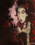 Amy Winehouse-Sex Blood & Rock N Roll series (size 30 x 40)