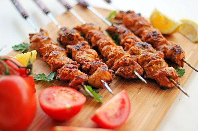 Σούβλα Κρέας Χοιρινό